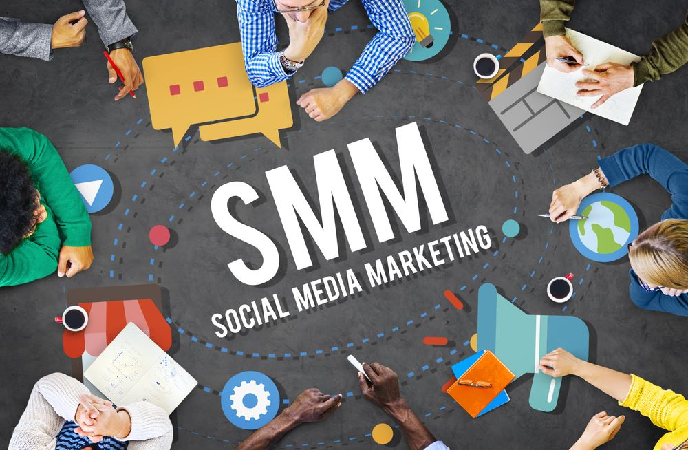 Dasar dasar Sosial Media Marketing