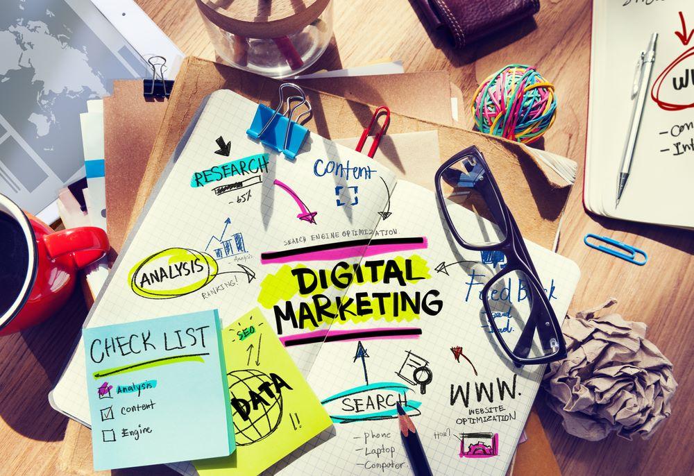 Dasar Pemasaran Digital