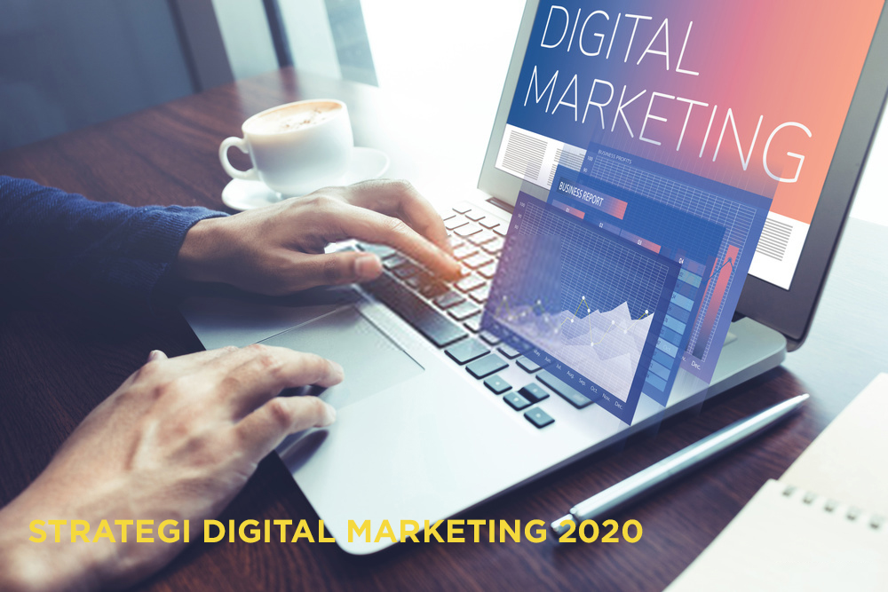 Tren Strategi Digital Makerting 2020
