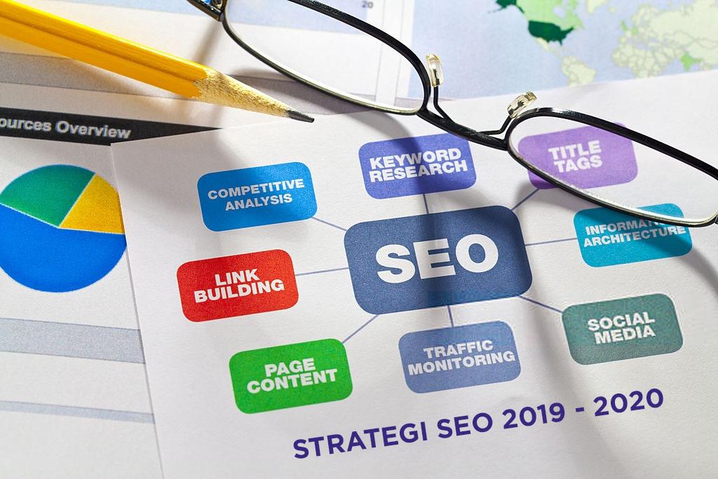 8 Strategi SEO 2019 - 2020 Paling Efektif