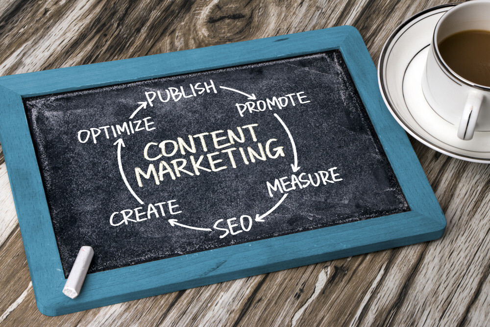 Cara Membuat Strategi SEO Content Marketing