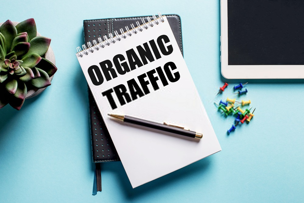 9 alasan invest melalui organic search traffic